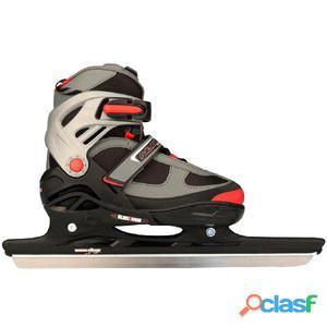 Nijdam patines para patinaje de velocidad talla 31-34