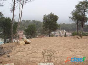 OPORTUNIDAD solar de 2100 m2 en La Pobla de Claramunt por