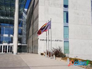 Oficina de 130 m2 en la Ciudad de la Justicia
