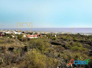 PArcela mixta en Guia de Isora, Tenerife Sur