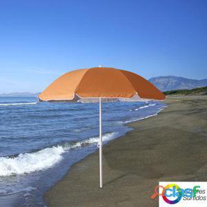 Papillon Sombrilla Playa Proteccion Uv Aluminio 200cm. 2.1