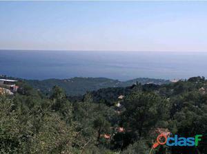 Parcela, Lloret, Serra Brava, 786m², vistas al mar