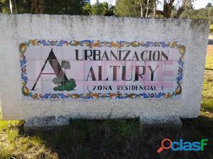 Parcela en Urbanización Altury de Turís. Urbanización
