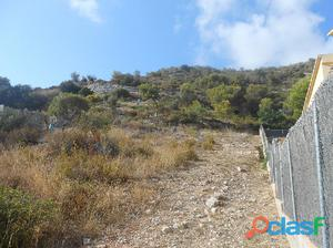 Parcela en venta de 765m2 en urbanización de Sitges, Costa