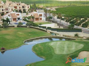 Parcelas con vistas al Campo de Golf La Finca