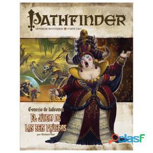 Pathfinder concejo de ladrones 2: el juicio de las 6 pruebas