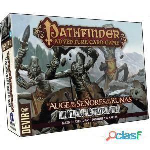 Pathfinder: el juego de cartas. mazo de aventuras 4: la