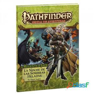 Pathfinder el regente de jade 2: la noche de las sombras