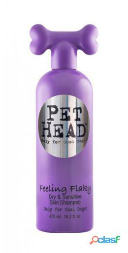 Pet Head Feeling Flaky Champú Piel Sensible 475 ml
