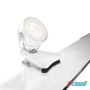 Philips myLiving Foco LED de pinza Dyna 3 W blanco 532313116
