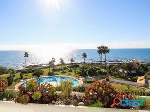 Piso en 1º linea de playa, Miraflores, Riviera del Sol