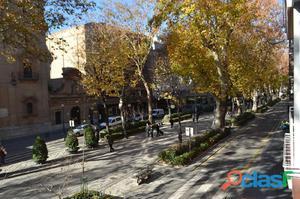 Piso en el centro de Granada, siituado en la misma carrera
