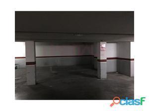 Plaza de garaje doble en venta en Carcaixent Cabida para dos