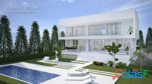 Proyecto de villas de gran lujo en Guadalmina Baja,Marbella