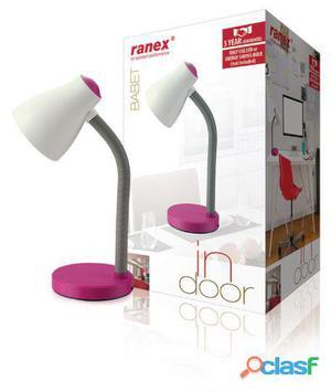 Ranex Lampara de escritorio led rosa 882 gr