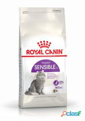 Royal Canin Pienso para Gatos Sensible 33 10 + 2 KG