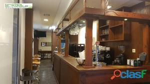 SE ALQUILA O VENDE LOCAL EQUIPADO PARA CAFETERIA EN BARRIO