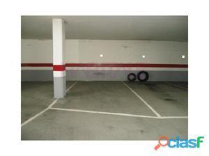 Se vende plaza de garaje abierta de 24m2 de superficie en