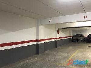 Se vende plaza de garaje en Mislata