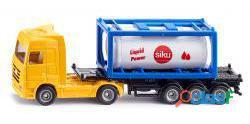 Siku Camión Con Remolque Y Tanque 172 gr