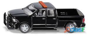 Siku Dodge Ram 1500 Policia Americana 205 gr
