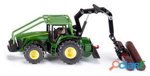Siku Jd Tractor Forestal 323 gr