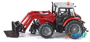 Siku Tractor Con Cargador Frontal 600 gr