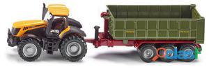 Siku Tractor Jcb Con Remolque 173 gr