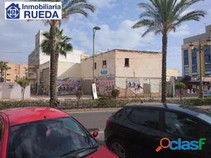 Solar en Roquetas de Mar zona El Puerto 694.720 €