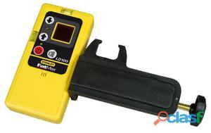 Stanley Detector de línea con soporte para mira