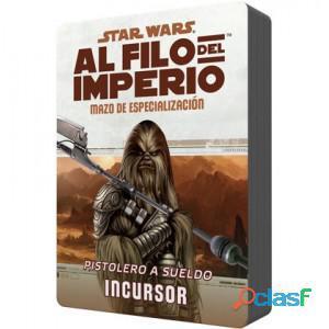 Star wars: al filo del imperio - mazo de especializacion: