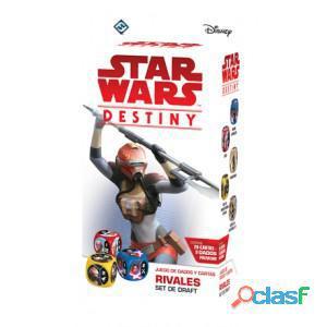 Star wars destiny. rivales set de draft