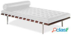 Superstudio Chaiselong Day Bed Piel Blanca 27 kg