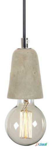 Superstudio Lámpara primeed cemento cemento 700 gr