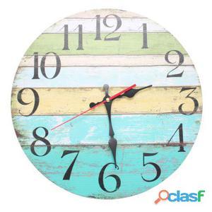 Superstudio Reloj decorativo de pared soft colors- 540 gr