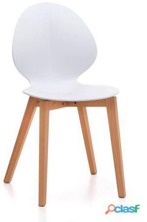 Silla diseno madera posot class - Superstudio muebles ...
