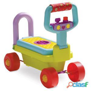 Taf Toys Carrito correpasillos andador de desarrollo 4 en 1