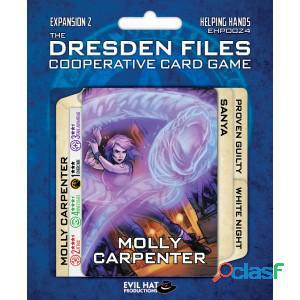 The dresden files cooperative card game: exp. 2 helping