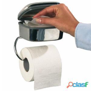 Tiger Portarrollos de papel higiénico Combi cromado
