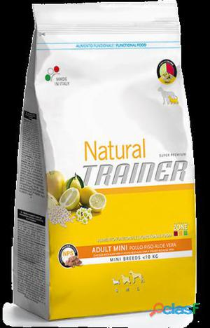 Trainer Adult Mini Pollo, Arroz y Aloe Vera 7.5 KG