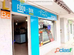 Traspaso bar cafeteria en Adeje!