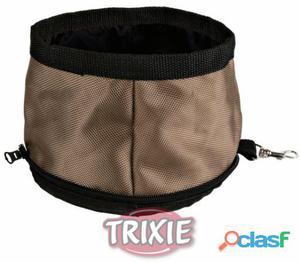 Trixie Bebedero Viaje Nylon Plegable