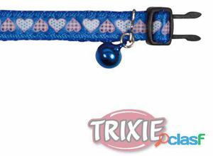 Trixie Collar Gatos, Cinta Diseño, Nylon