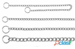 Trixie Collar metálico con argolla corredera 4.0 Mm 60 cm