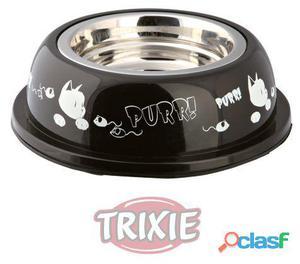 Trixie Comedero Acero Inoxidable Resistente