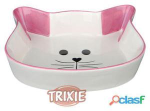 "Trixie Comedero Cerámico ""Cara Gato"""