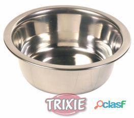 Trixie Comedero acero Inox. 2.8 l, 24cm de diámetro
