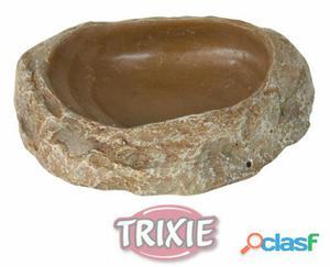 Trixie Comedero y Bebedero para Reptiles 13x3.5x11 cm