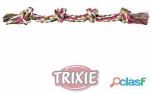 Trixie Cuerda de juego, algodón multicolor 37 cm