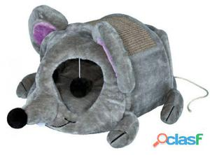 Trixie Cueva Suave Y De Juego Mouse, 35x33x65 Cm, Gris